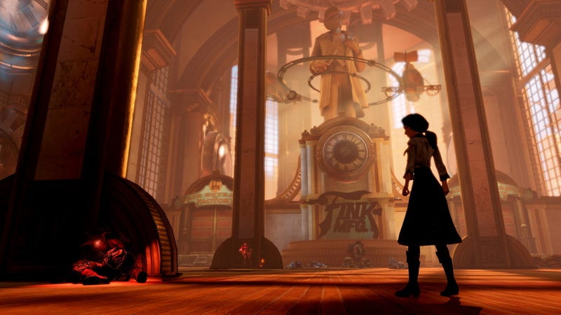 Layoffs At BioShock Developer Irrational Games