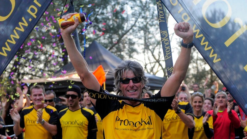 Man Runs 365 Marathons in 365 Days