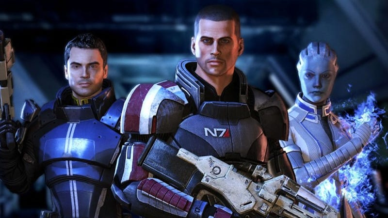 I Found Mass Effect 3's Best Ending