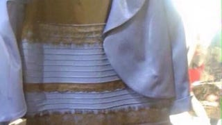 Is This Black-And-Blue Dress In Fact Black And Blue?