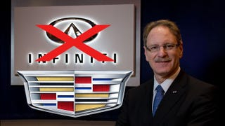 Former Head Of Cadillac Dies From Lack Of Attention