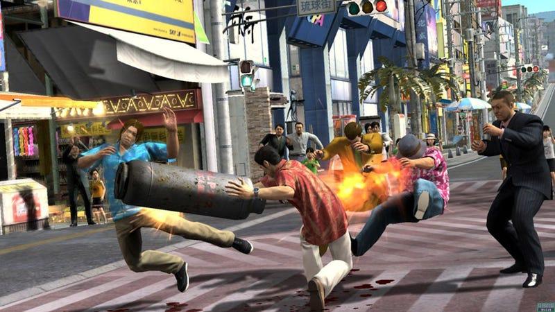 Ryu Ga Gotoku 3 (Yakuza 3) Ships Over Half A Million