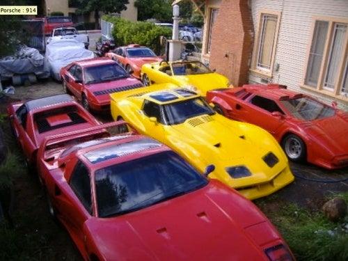 Frankenbodied Porsche 914 Escapes From Kit Car Lockup