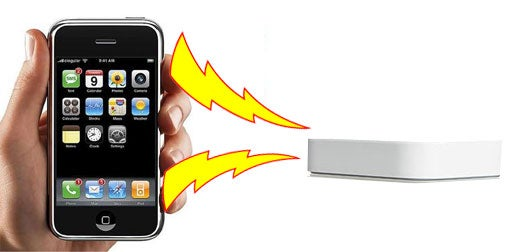Wireless Docking for iPhone, iPod Coming?