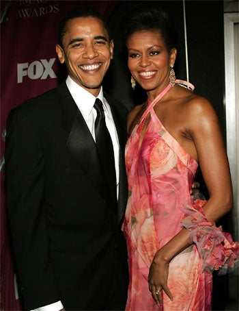 """Michelle Obama Is Not A Lighter Shade Of """"Trophy"""" Wife"""