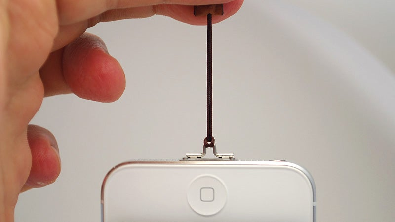 Secure Your iPhone 5 With This Easy To Install Tether Loop