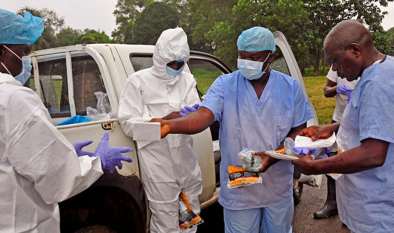 Potentially Ebola-Infected Patients Flee After Armed Men Raid Clinic