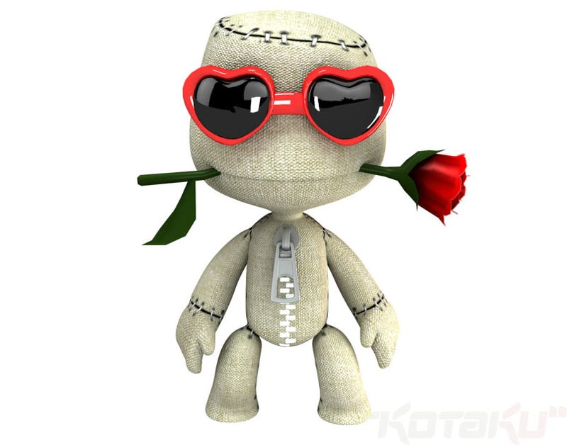 """LittleBigPlanet Celebrates Valentines Day In """"Style"""""""
