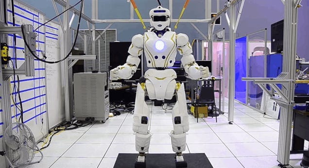 NASA Has A Robot, Which Might Die On Mars So We Don't Have To