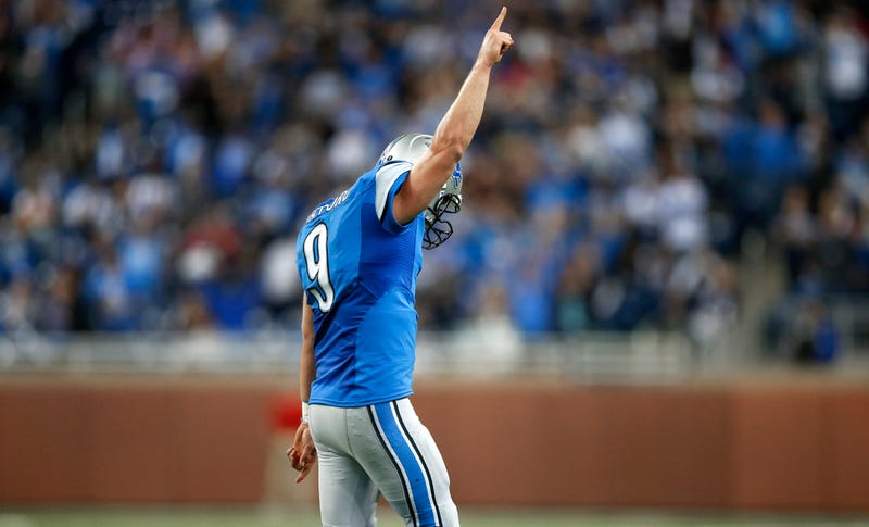 Even Matthew Stafford Didn't Know He Was Going To Fake That Spike