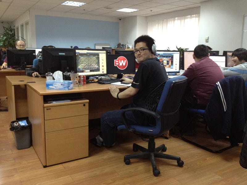 Why Come to China? One Foreign Game Developer Responds.