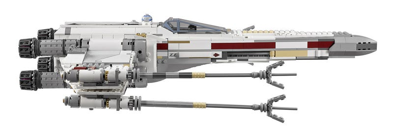 Giant LEGO X-Wing Might Be The Coolest LEGO Set Ever Made