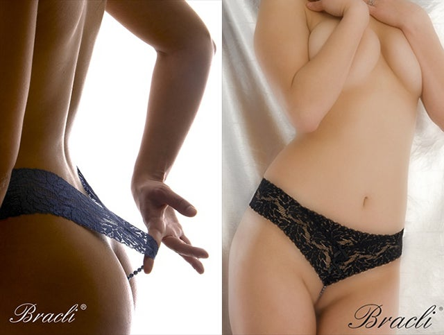 This Thong Literally Gets Up In There and Polishes Your Pearl [NSFW]