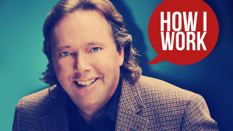 I'm Rich Gelfond, CEO of IMAX, and This Is How I Work