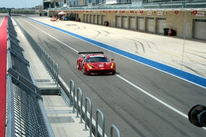 Here's Your Circuit Of The Americas WEC Testing Mega Gallery