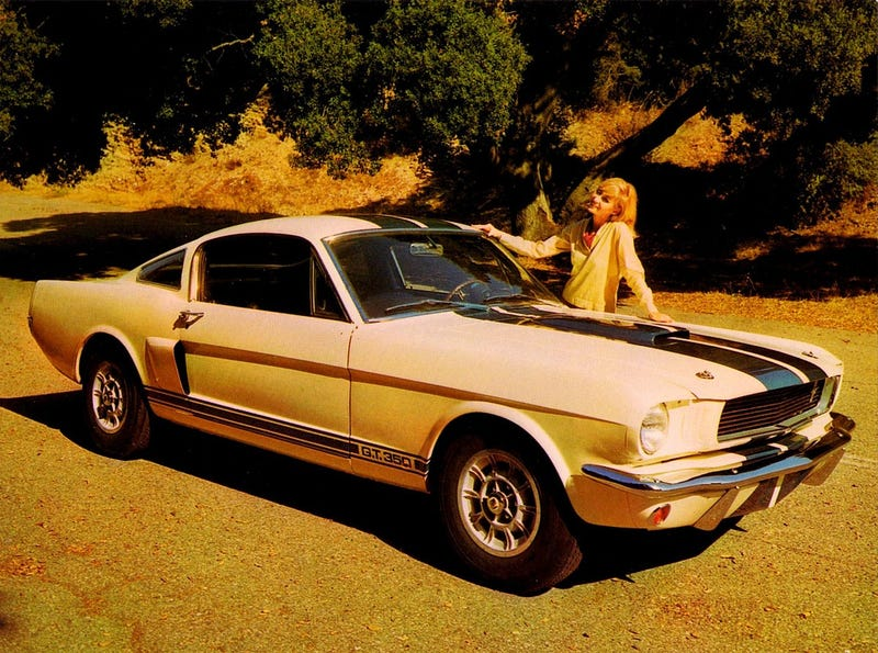 The First Tuner Mustang