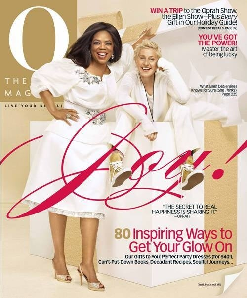 Oprah's Secret Message?