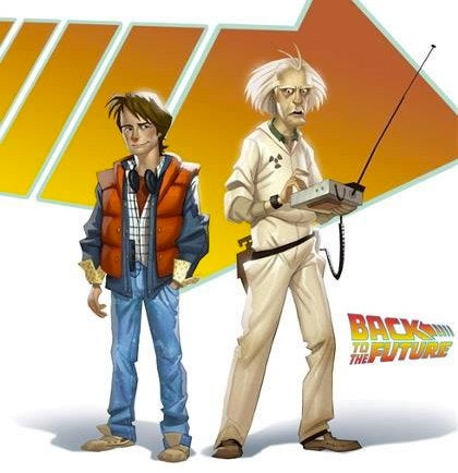 Back To The Future game reveals origin story for Doc and Marty