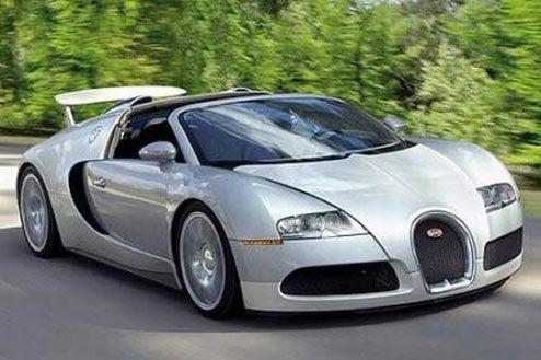 Bugatti Veyron Targa To Bow At Pebble Beach, Car Snobs To Feign Disinterest