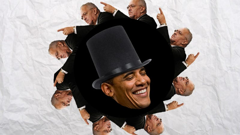The Anti-Obama 'Metrosexual Black Abe Lincoln' Ad Campaign Would've Been The Funniest Shit Ever