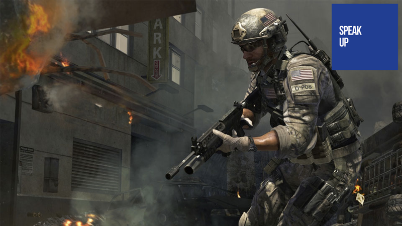 Has Call of Duty Driven Hundreds of Teens into Military Service?