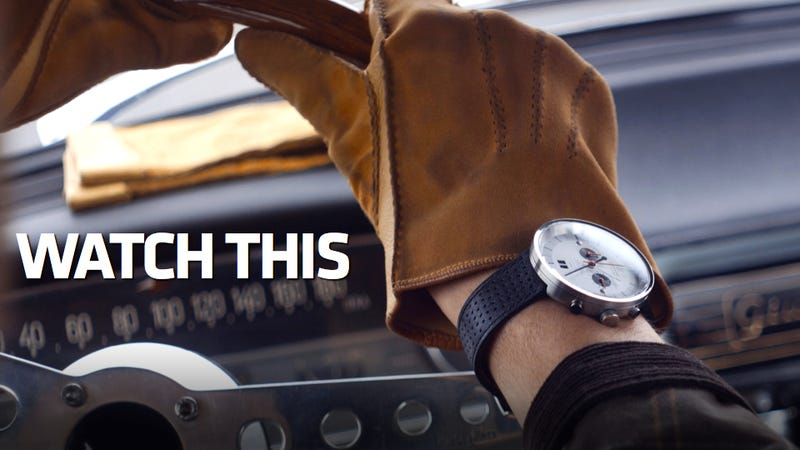 How I Turned A Passion For Cars Into This Gauge-Inspired Watch