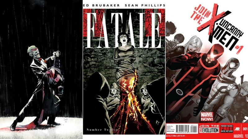 Six Comics That Channel Some Sort of Love This Week