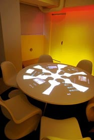 Brainstorming Room Accelerates Ideas to Warp 9