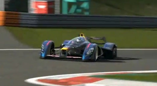 Gran Turismo 5 Shows Off Red Bull X1 In Ring-Shredding Glory