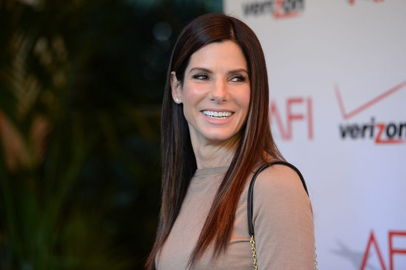 A Man Tried To Break Into Sandra Bullock's House While She Was Home
