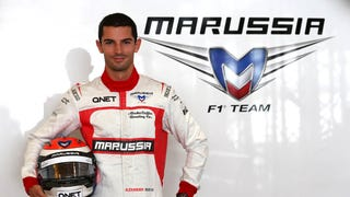 Raphel Orlove Impersonator Alex Rossi Signs With Marussia