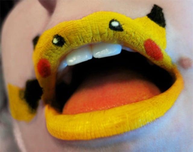 Pucker Up, Pikachu