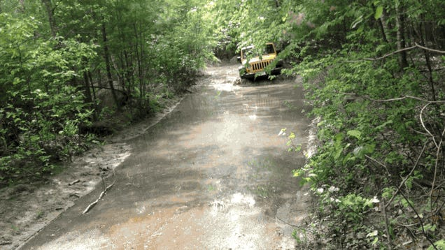 If You've Never Been Off-Roading, Go Right Now