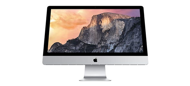 iMac With Retina 5K Display: My God, It's Full of Pixels