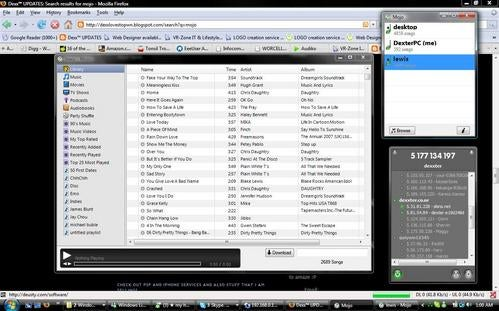 Download Shared iTunes Over the Internet with Windows Mojo and Hamachi