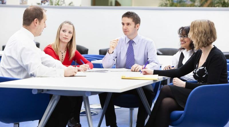 Clear the Table of Gadgets for Attentive, Productive Meetings