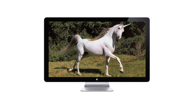 Foxconn (Predictably) Reneges on Their Statements Regarding the Apple HDTV