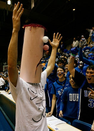 Hansbrough Still Undefeated At Cameron Indoor, MIMI!
