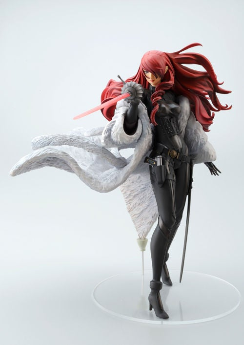 That's One Hell Of A Persona Statue