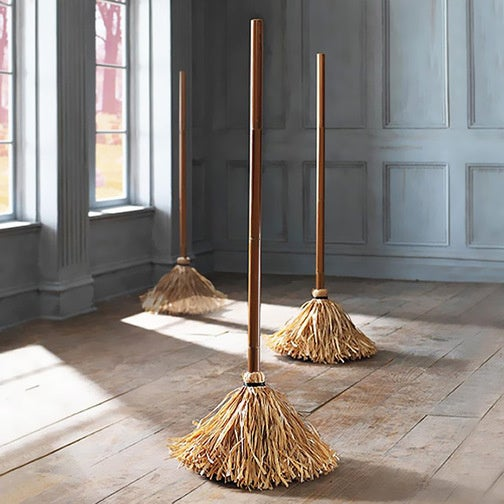 The Broomba Self-Propelled Broom For Harry Potter Fans