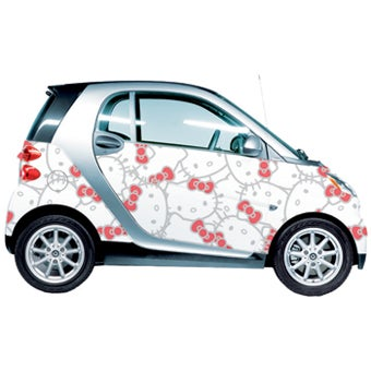 Now Available: Hello Kitty Car!