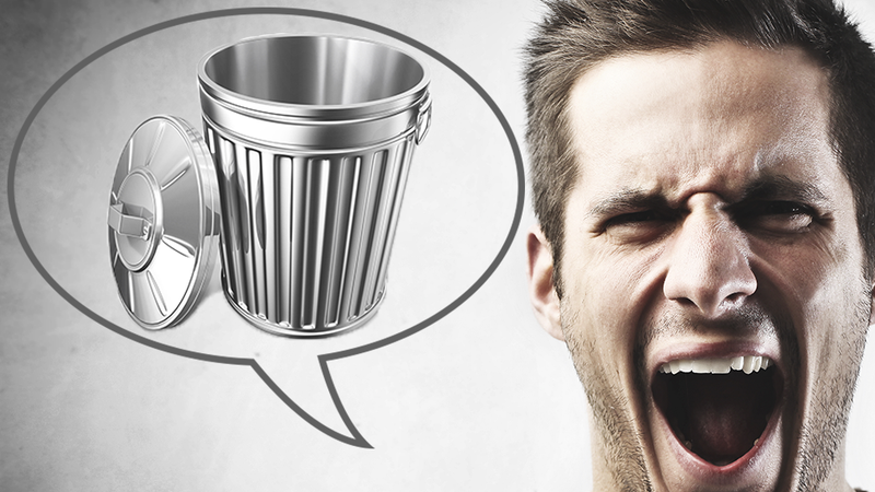 The Problem With Trash Talk