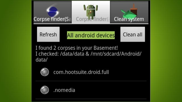SD Maid Cleans Leftover Files from Your Android SD Card