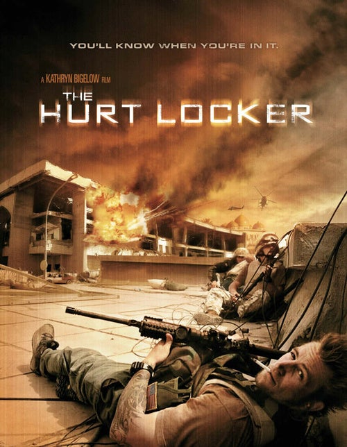 Hurt Locker Producer Banned from the Oscars