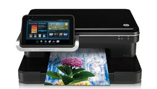 HP Photosmart eStation: An Android Tablet and Printer-In-One For $400