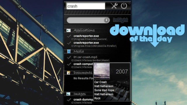 InSight Is a Super Fast, Preview-Oriented Search Application for Windows