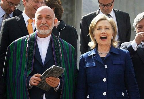 Hillary-ous