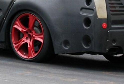 2010 Jaguar XJ Spotted Taking The 'Ring