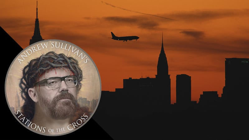 Andrew Sullivan Is Leaving New York City