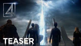 Does This <i>Fantastic Four</i> Trailer Kinda Look Like <i>Prometheus</i> to You?